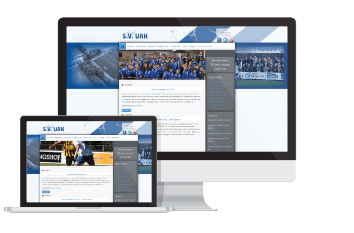 Webdesign Sv Urk